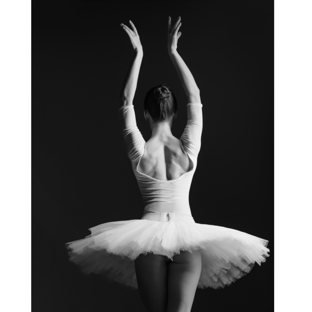 Danse classique illustration